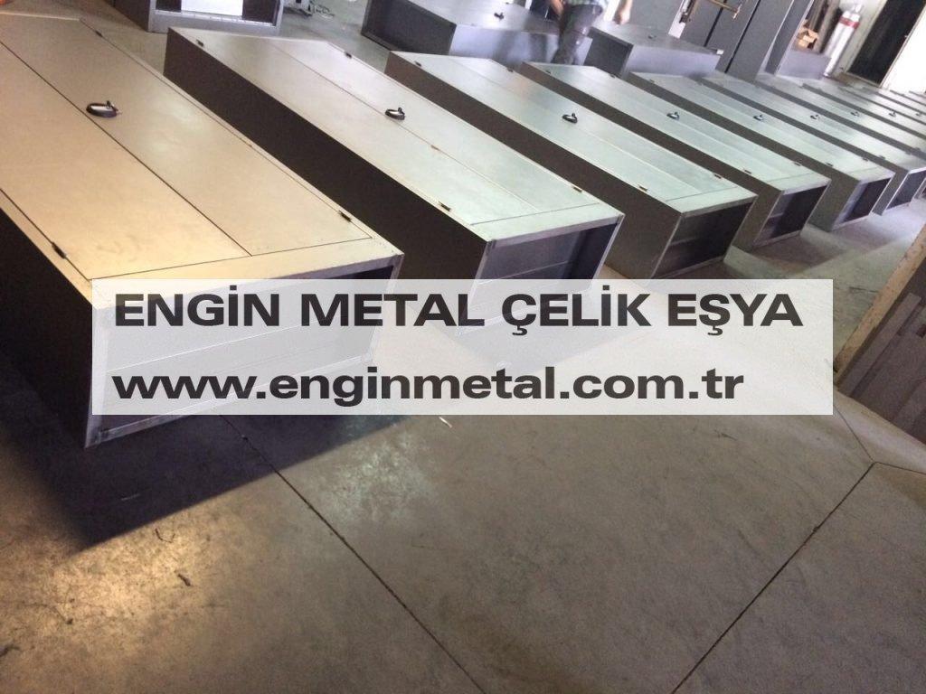 198 Cm Çelik Dosya Dolabı İstanbul