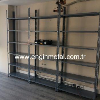 Çelik Raf Sistemleri
